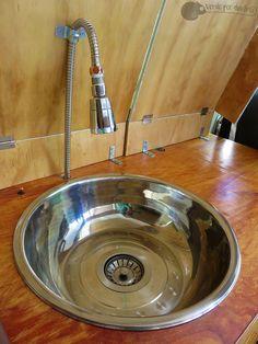 Nuestro fregadero de 40 cm de diámetro