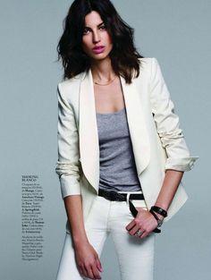"Elle Spain August 2012, ""Mini Precio Maxi Estilo"""