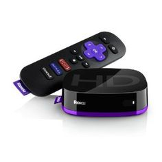 Roku HD Streaming Player ($60)