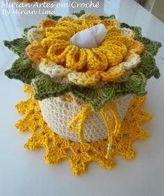Forro de frazco en crochet. Etapa por etapa