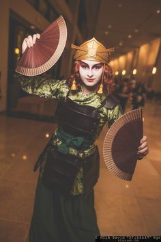 Avatar the last airbender bracers breasts cosplay