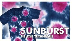 Tulip Tie-Dye Party Kit is perfect for sizzling up summer camps, fun at family reunions, backyard bashes and more. Ice Tie Dye, Tie Dye Kit, Tye Dye, Make A Tie, How To Tie Dye, Tie Dye Folding Techniques, Art Techniques, Tulip Tie Dye, Diy Tie Dye Shirts