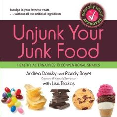 Unjunk Your Junk Food: Healthy Alternatives to Conventional Snacks