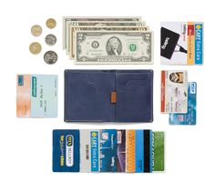 Bellroy slim wallets, phone covers and travel wallets