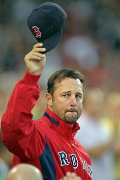 Tim Wakefield - Knuckleballer The Boston Red Sox