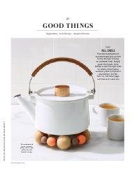 Martha Stewart Living March 2016: Good Things
