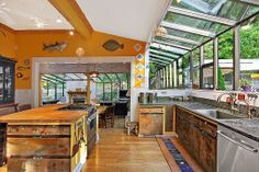 Eclectic Kitchen - Come find more on Zillow Digs!
