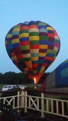 Bill Harrops Balloon Safari Magaliesburg South Africa