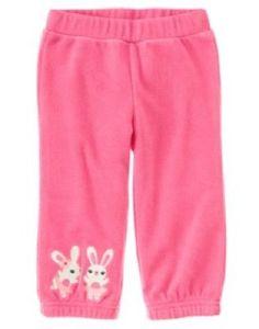 NWT TODDLERS gymboree GLAMOUR BALLERINA pink Micro fleece pants sweat~pic size #gymboree #Pants #Everyday