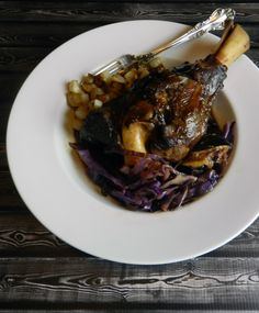 lamb shanks red wine