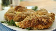 Tender Pan-Fried Chicken Breasts Video