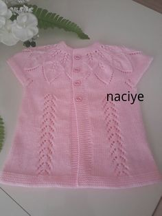 Quick and Easy Picture Sharing Upload pictures Share pictures Quick Res Serpil Kky Crochet Baby Jacket, Knit Baby Dress, Knit Crochet, Arm Knitting, Baby Knitting Patterns, Knitting Stitches, Knitting Socks, Diy Crafts Knitting, Knit Vest Pattern