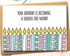 diy birthday cards for friends creative - diygifts Birthday Presents For Mum, Bff Birthday, Birthday Cards For Friends, Bday Cards, Funny Birthday Cards, Birthday Greetings, Birthday Wishes, Humor Birthday, Birthday Quotes