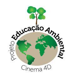 Marca - Registrada  Projeto Educação Ambiental Cinema 4D