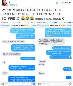 When this little sister refused to take any shit.   19 Times Siblings Were The Gift The Internet Didn't Deserve