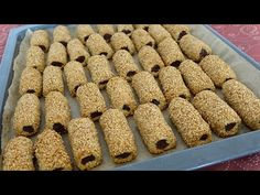 Arabic Dessert, Arabic Sweets, Arabic Food, Indian Dessert Recipes, Sweets Recipes, Cooking Recipes, Eid Sweets, Lebanese Desserts, Tunisian Food