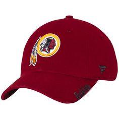 Washington Redskins Pro Line Women's Fundamental Adjustable Hat - Burgundy - $15.99
