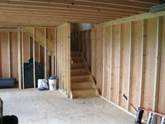 Sheds by Home Depot 2 Story House | First Floor Interior