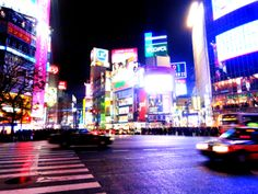Tokyo, Shibuya crossing, bright lights, dream holiday ticked off the list <3