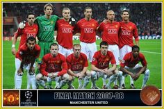 2007/08 Manchester United