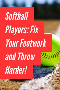 A few footwork fixes can make a huge difference in how hard you throw. Improve your throwing velocity with these softball drills. Softball Crafts, Softball Bows, Softball Coach, Softball Quotes, Softball Shirts, Softball Catcher, Softball Pictures, Softball Players, Girls Softball