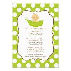 74 best peas in a pod images on pinterest shower ideas baby shop baby in a pea pod boy baby shower invitation created by celebrateitinvites filmwisefo