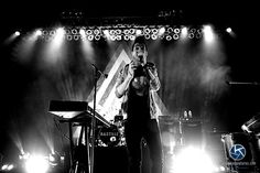 Bastille 5/21/14 from The National in Richmond Virginia. Concert photography