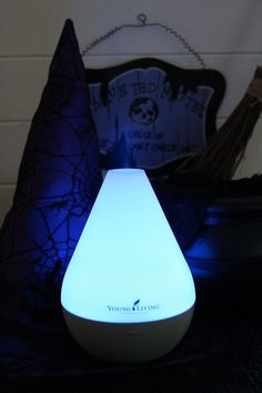 how to clean young living dewdrop diffuser
