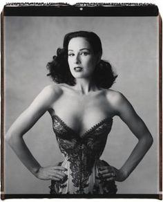 Dita Von Teese, Manhattan, New York 2006, Mary Ellen Mark