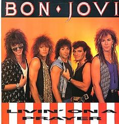 Bon Jovi - Glam Metal, Rock