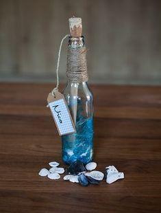flaschenpost einladung beachparty