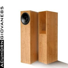Acuhorn Giovane85 Wirkungsgrad für Röhrenverstärker 300B Live Music 96dB Neodym