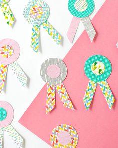 Omiyage Blogs: Make Ribbons!