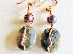 Pink and blue stone, with rose gold- whats not to like?