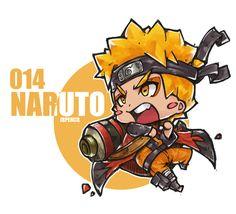 Chibi Naruto by Jrpencil on DeviantArt