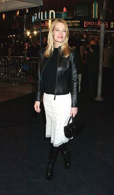 Celebrity Boots, Celebrity Style, Star Trek Uniforms, Jeri Ryan, Dress With Boots, Famous Women, Beautiful Celebrities, Black Boots, Tall Boots