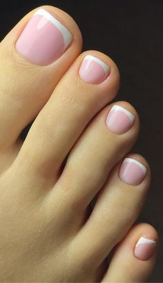 Free Oriflame Pedicure Daily Routine Foot Care Ideas New 2019 – Page 11 of 35 – stunnerwoman. com - Thunder. Pretty Toe Nails, Cute Toe Nails, Pretty Toes, Cute Toes, Pedicure Colors, Pedicure Nails, Gel Nails, Pedicure Ideas, Cute Pedicure Designs
