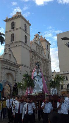 Virgen de la Soledad, domingo de pascuas.