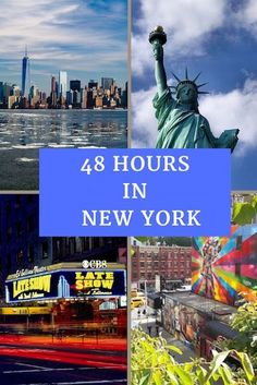 48 Hours In New York | The Diary Of A Jewellery Lover including Manhattan, Broadway, The High Line, Times Square, One World Observatory, speakeasy bars, Ellis Island and Chinatown