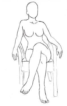 Female Drawing Poses, Anime Poses Female, Female Action Poses, Character Poses, Female Character Design, Character Drawing, Figure Drawing Reference, Art Reference Poses, Female Pose Reference