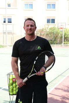 With more than 18 years of coaching tennis & training experience Matt is a seasoned professional in the sports & fitness industry. His qualifications include:   Tennis: LTA (Level 4), PTR (Professional), & ITF Qualified. Fitness: Ankorr (Level 1), TRX STC, TRX GSTC, Trigger Point Therapy. First Aid Certificate, UAE Good Conduct Certificate.