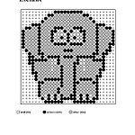Bügelperlen Vorlagen Zootiere / Perler Bead Patterns Zoo Animals by Bügelperlen Vorlagen