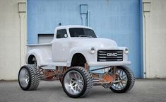 Jacked Up Chevy, Chevy Pickup Trucks, Lifted Chevy Trucks, Classic Chevy Trucks, Mack Trucks, Big Trucks, Bad Boys Toys, Truck Lift Kits, Best Pickup Truck