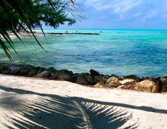 Rum Point. Cayman Islands.