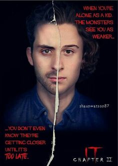 Andy Bean is perfect for an older Wyatt Oleff. Who else thinks so? If you repost, please credit my page. **Also tag Wyatt… It Movie Cast, 2 Movie, It Cast, Scary Movies, Good Movies, It Icons, It The Clown Movie, Pennywise The Dancing Clown, King Book