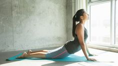 Can yoga really help you gain weight and stamina? Fast Workouts, Cobra Pose, Types Of Yoga, Abdominal Muscles, Get In Shape, Get Healthy, Glutes, Yoga Poses, Meditation
