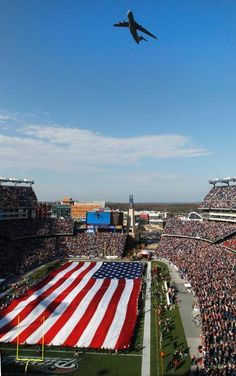 Gillette Stadium (it's in Foxboro which is about 30 miles southwest of Downtown Boston but it's a must see)