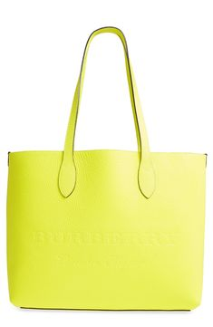 New BURBERRY Large Remington Logo Leather Tote online. Find great deals on  Bags from top store. Sku kqlt75923adya96760