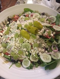 Salad for many