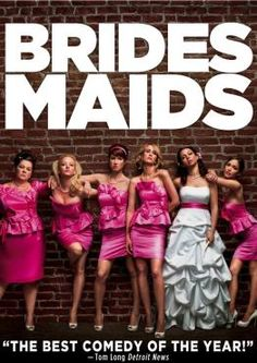 Bridesmaids, Movie on DVD, Comedy Movies, new movies, new movies on DVD